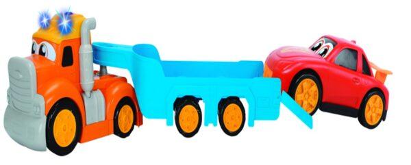 HAPPY TRUCK - Toys Center - Toys Center TOYS CENTER Maschio 0-12 Mesi, 12-36 Mesi, 3-5 Anni BABY SMILE