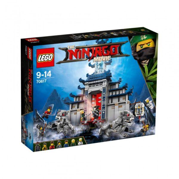 70617 - Tempio delle Armi Finali - Lego Ninjago - Toys Center LEGO NINJAGO Maschio 12+ Anni, 8-12 Anni ALTRI