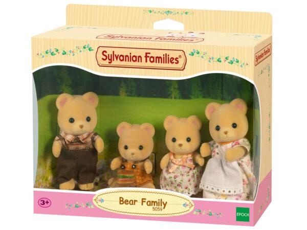 Famiglia Orsi SYLVANIAN FAMILIES Femmina 12-36 Mesi, 3-4 Anni, 3-5 Anni, 5-7 Anni, 5-8 Anni, 8-12 Anni ALTRI