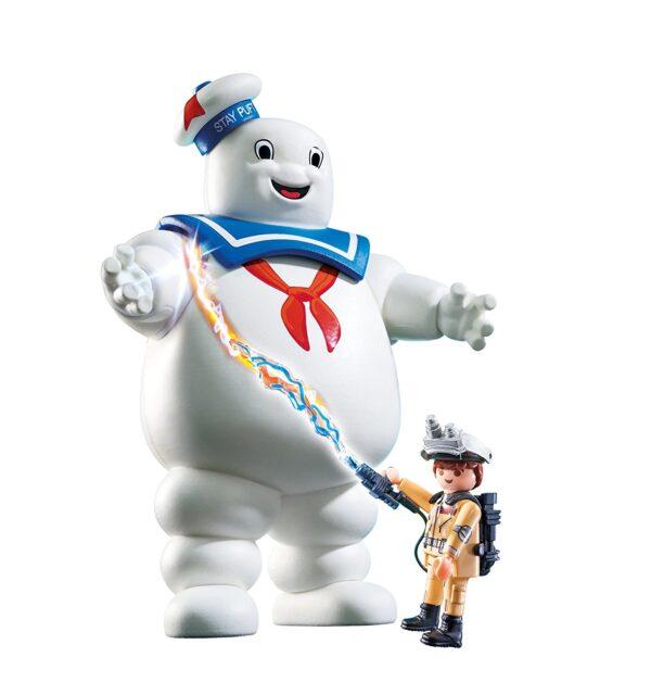 9221 - GHOSTB MARSHMALLOW/STANTZ - GHOSTBUSTERS - Personaggi - ALTRO - Altri giochi per l'infanzia