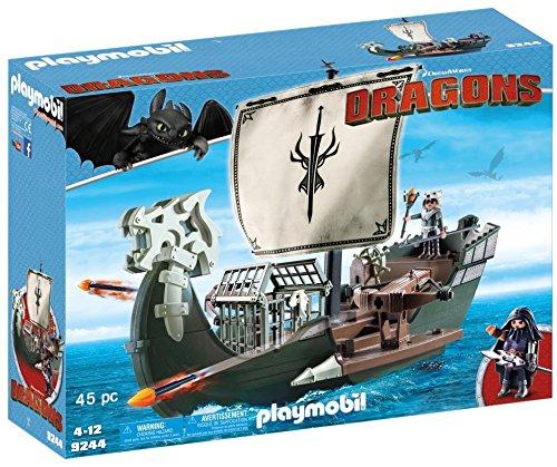 9244 - DRAGONS NAVE DI DRAGO ALTRO Maschio 12+ Anni, 3-5 Anni, 5-8 Anni, 8-12 Anni DRAGONS