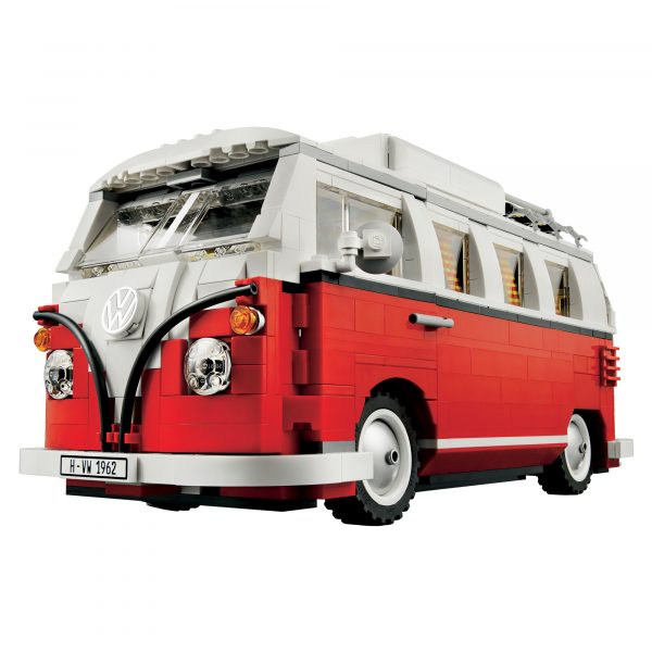 10220 - Volkswagen T1 Camper Van - Età ALTRI Unisex 12+ Anni LEGO CREATOR EXPERT