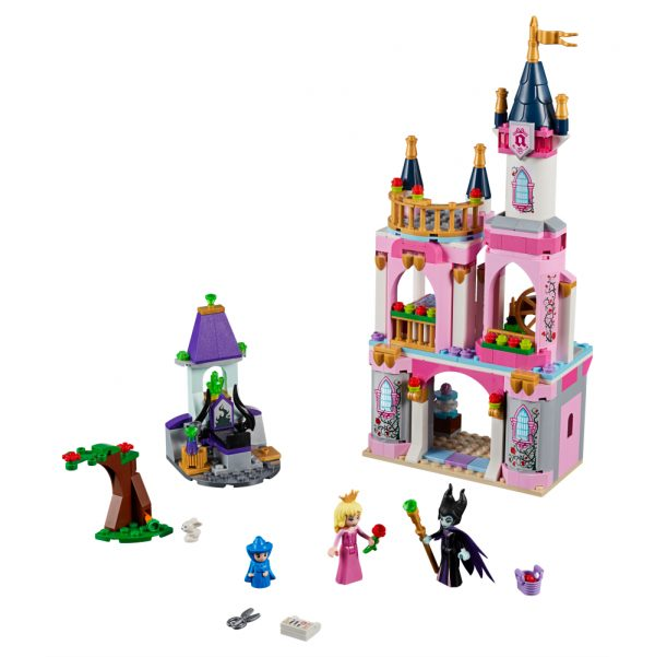Disney PRINCIPESSE DISNEY 41152 - Il castello delle fiabe della Bella Addormentata - Best Seller Disney - DISNEY - Marche Femmina 12+ Anni, 5-8 Anni, 8-12 Anni