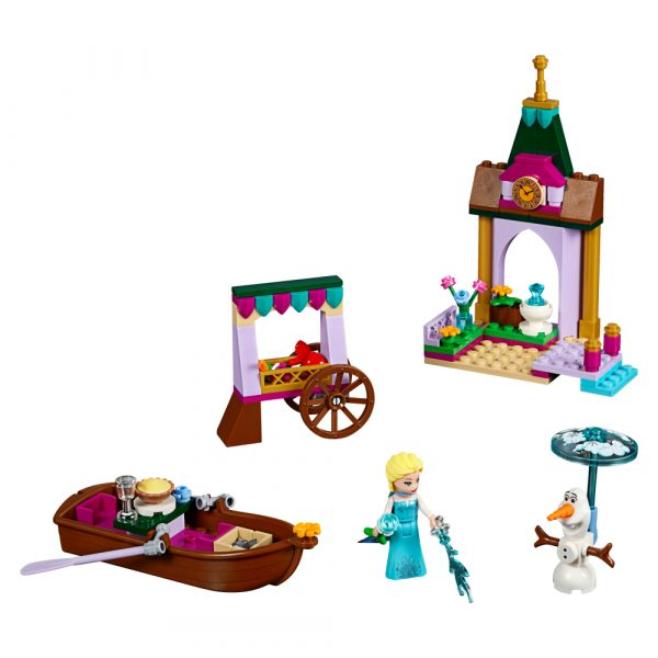 LEGO CLASSIC Disney Frozen 41155 - Avventura al mercato di Elsa - Lego Classic - Toys Center Femmina 12+ Anni, 3-5 Anni, 5-8 Anni, 8-12 Anni