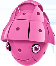 ALTRI KOR Unisex 3-5 Anni, 5-7 Anni, 5-8 Anni, 8-12 Anni KOR Color Pink - GEOMAGWORLD - Marche