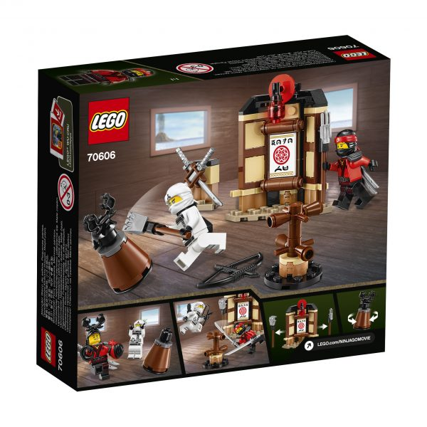 70606 - Addestramento Spinjitzu - Lego Ninjago - Toys Center - LEGO NINJAGO - Costruzioni