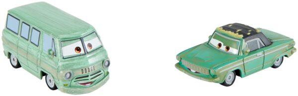 Cars 3 - Minny e Van Confezione da 2 veicoli Personaggi Die-cast - DXW06 - Disney - Pixar - Toys Center CARS Maschio 12-36 Mesi, 12+ Anni, 3-5 Anni, 5-8 Anni, 8-12 Anni DISNEY - PIXAR