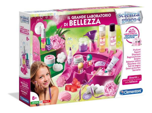 IL GRANDE LABORATORIO DI BELLEZZA - Altro - Toys Center ALTRO Femmina 12+ Anni, 5-8 Anni, 8-12 Anni ALTRI