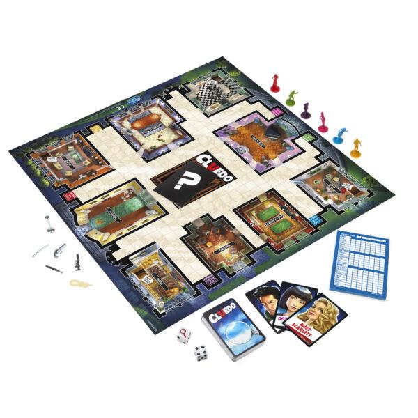 CLUEDO - Giocattoli Toys Center - HASBRO GAMING - Giochi da tavolo