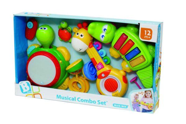 SET MUSICALE B-KIDS Unisex 0-12 Mesi, 0-2 Anni, 3-4 Anni, 5-7 Anni ALTRI