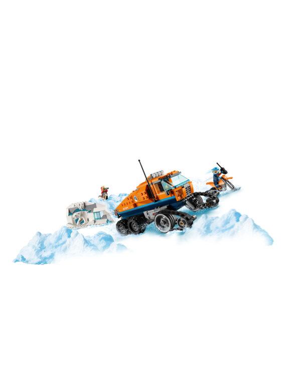 LEGO City- Gatto delle nevi artico -  60194 Unisex 12+ Anni, 5-8 Anni, 8-12 Anni ALTRI LEGO CITY