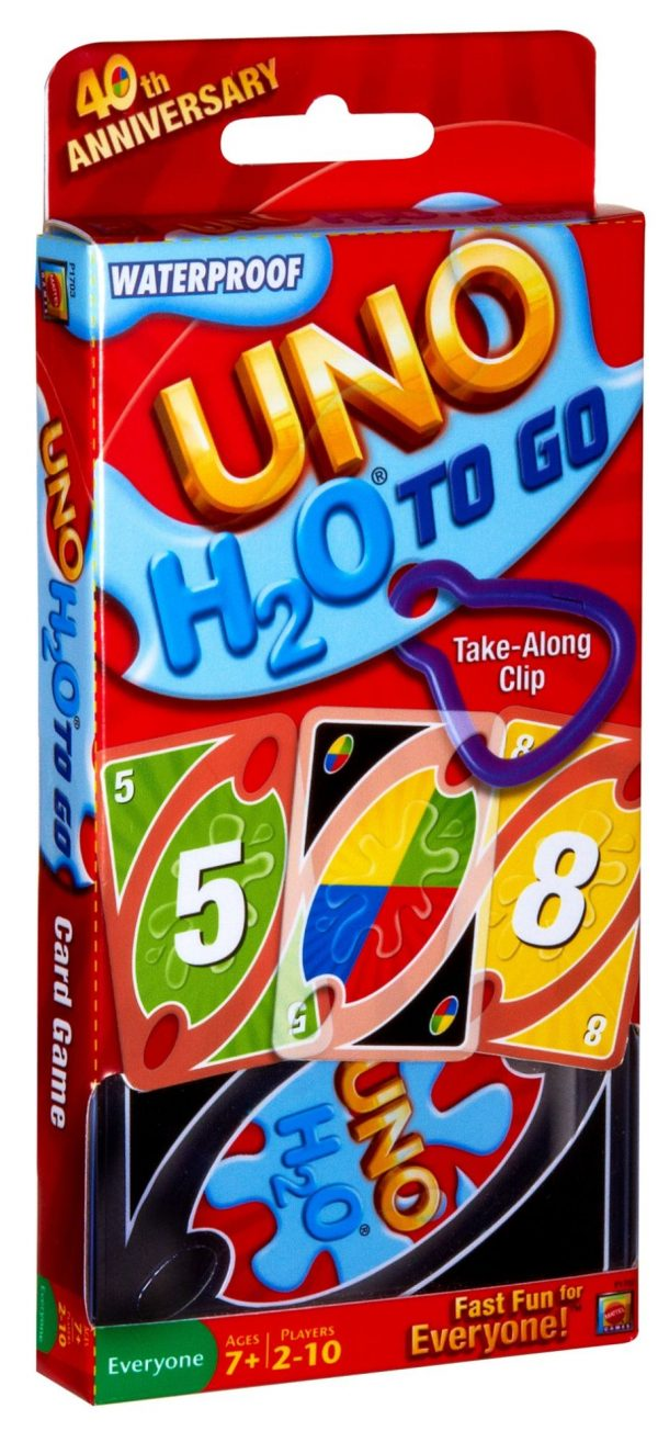 Carte UNO H2O - Giocattoli Toys Center ALTRI Unisex  UNO