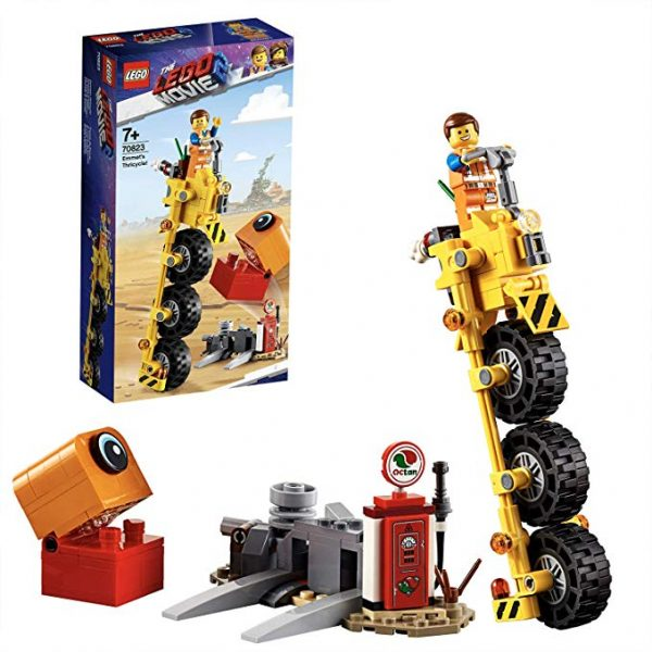 70823 - Il triciclo di Emmet! - The LEGO Movie 2 - LEGO - Marche ALTRO Unisex 12+ Anni, 5-8 Anni, 8-12 Anni THE LEGO MOVIE 2