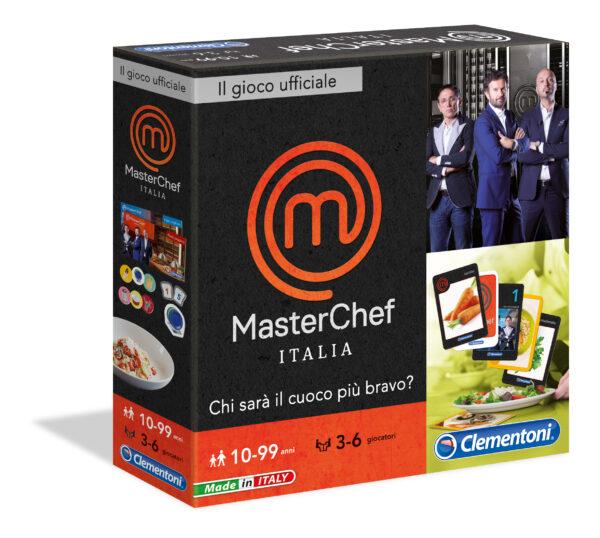 CLEMENTONI - 12043 - Master Chef - Giocattoli Toys Center - CLEMENTONI - GIOCHI DA TAVOLO - Giochi da tavolo