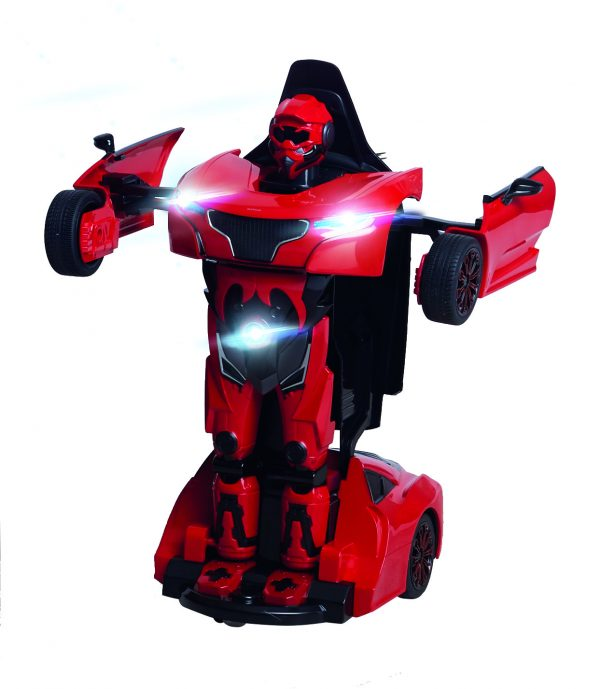 MOTOR&CO Auto robot trasformabile radiocomandata ALTRI Maschio 12+ Anni, 5-8 Anni, 8-12 Anni MOTOR&CO