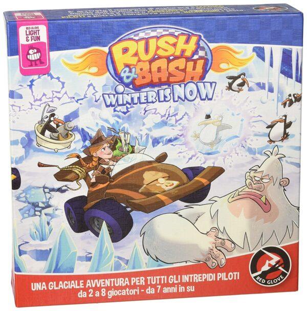 Rush & Bash - Altro - Toys Center ALTRO Unisex 12+ Anni, 5-8 Anni, 8-12 Anni ALTRI