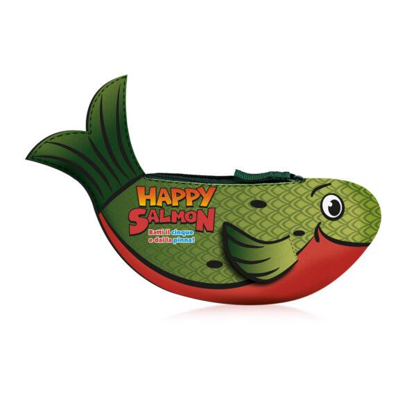 Happy Salmon - DV GIOCHI - Marche ALTRO Unisex 12+ Anni, 5-8 Anni, 8-12 Anni ALTRI