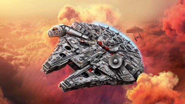 Star Wars Disney Maschio 12+ Anni 75192 - Millennium Falcon™ - Giocattoli Toys Center