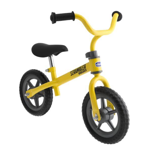 Balance bike scrambler ducati Chicco Unisex 12-36 Mesi, 3-4 Anni, 3-5 Anni, 5-7 Anni, 5-8 Anni ALTRI