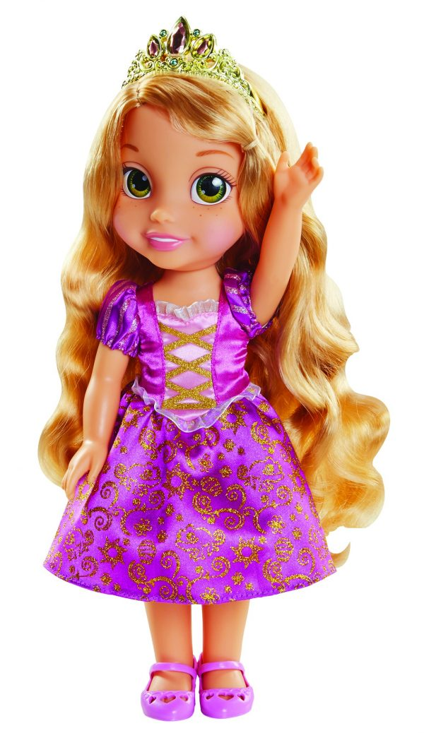 PRINCIPESSA DISNEY RAPUNZEL 45CM - Disney Princess - Toys Center DISNEY PRINCESS Femmina 12-36 Mesi, 3-5 Anni, 5-8 Anni PRINCIPESSE DISNEY