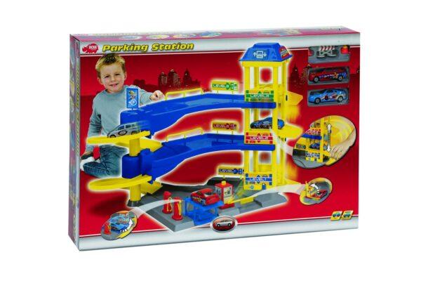 GARAGE CON TAPPETO - Superstar - Toys Center SUPERSTAR Maschio 12-36 Mesi, 3-5 Anni, 5-8 Anni ALTRI
