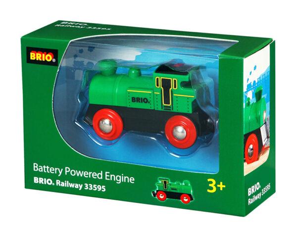BRIO locomotiva a batterie BRIO Unisex 12-36 Mesi, 3-4 Anni, 3-5 Anni, 5-7 Anni, 5-8 Anni ALTRI