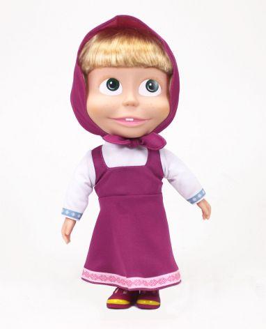 Masha bambola cm 34 giornonotte Masha e Orso Femmina 12-36 Mesi, 12+ Anni, 8-12 Anni ALTRO