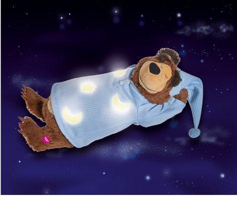 Orso Misha cm40 dorme e russa ALTRI Maschio 12-36 Mesi, 12+ Anni, 8-12 Anni ALTRO