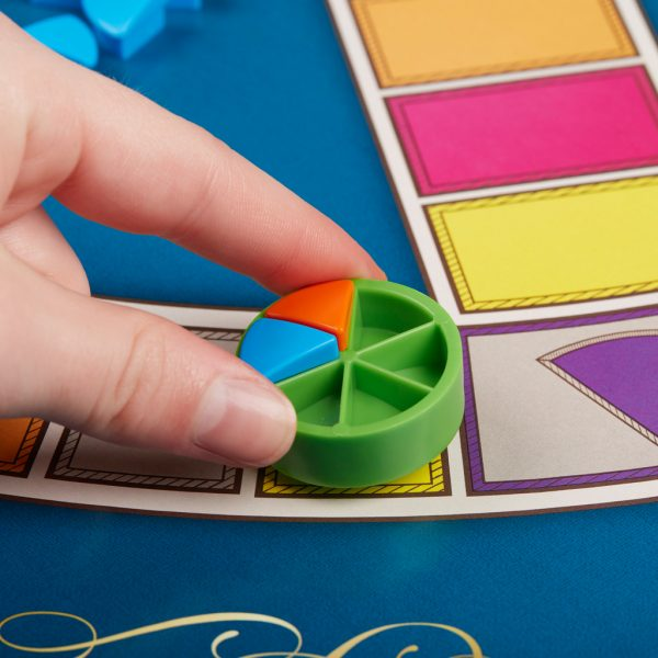 TRIVIAL PURSUIT - HASBRO GAMING Unisex 12+ Anni ALTRI HASBRO GAMING