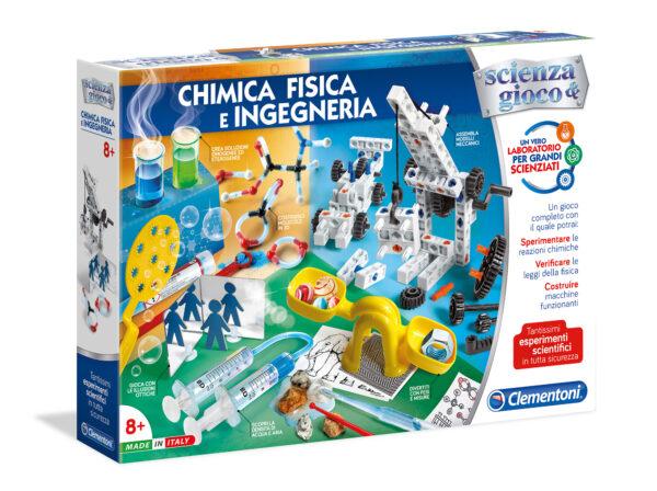 CHIMICA FISICA & INGEGNERIA ALTRO Unisex 12+ Anni, 5-8 Anni, 8-12 Anni ALTRI