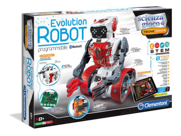EVOLUTION ROBOT - Altro - Toys Center ALTRO Unisex 12+ Anni, 5-8 Anni, 8-12 Anni ALTRI