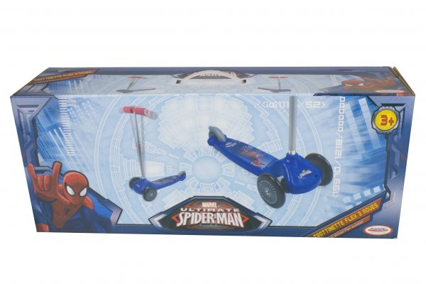 TWIST e ROLL PIEG. SPIDERMAN - Marvel - Toys Center - Disney - Centrigiochi, gonfiabili e trampolini