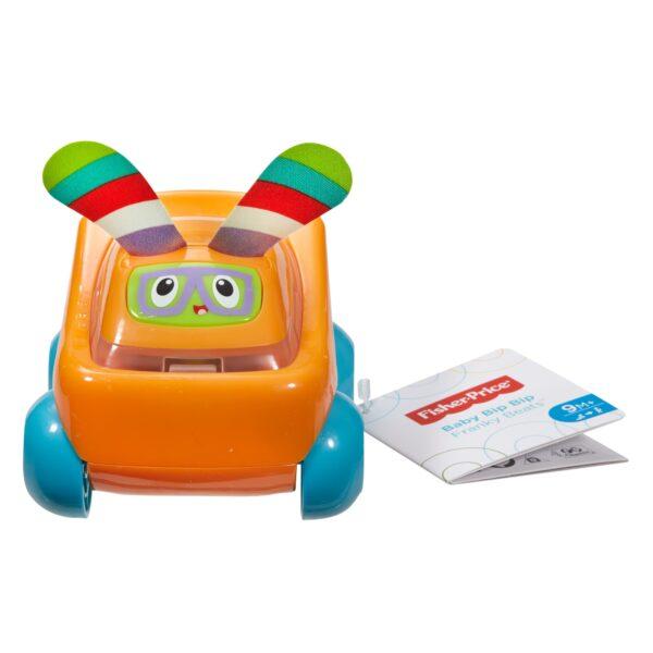 Fisher Price - Robottino Beatbelle - Fisher-price - Toys Center 0-12 Mesi, 12-36 Mesi, 12+ Anni, 3-5 Anni, 5-8 Anni, 8-12 Anni Unisex FISHER-PRICE ALTRI