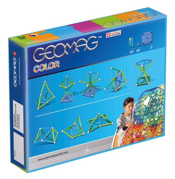 Color 35 - GEOMAGWORLD - Marche ALTRI Unisex 12-36 Mesi, 12+ Anni, 3-5 Anni, 5-7 Anni, 5-8 Anni, 8-12 Anni ALTRO