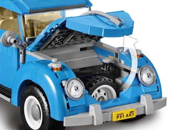 LEGO CREATOR EXPERT 10252 - Maggiolino Volkswagen - Lego Creator Maschio 12+ Anni ALTRI