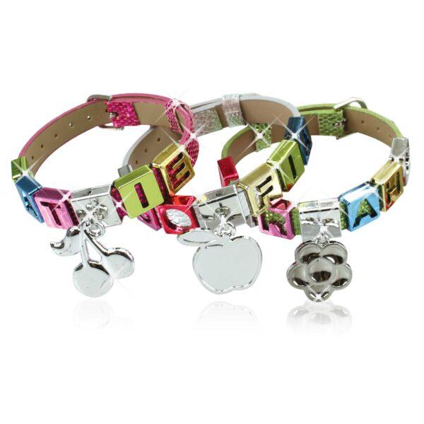 CREAMANIA Tubo con braccialetti 2 mod ALTRI Femmina 3-5 Anni, 5-8 Anni CREAMANIA GIRL