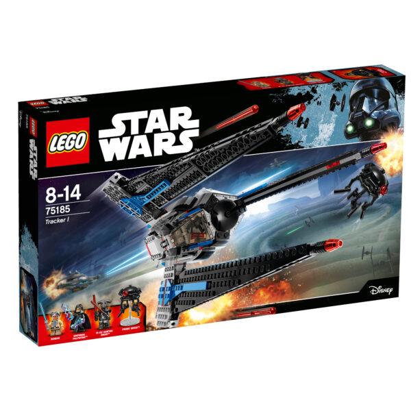 75185 - Tracker I - Disney - Toys Center Disney Maschio 12+ Anni, 5-8 Anni, 8-12 Anni Star Wars