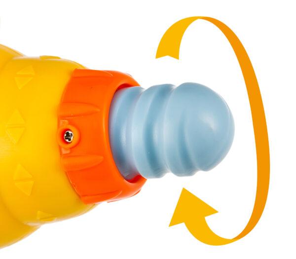 BABY CLEMENTONI ALTRI CLEMENTONI - 14903 - Berto il Trapano - Baby Clementoni - Toys Center Unisex 0-12 Mesi, 12-36 Mesi, 3-5 Anni