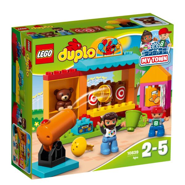 10839 - Tiro a segno - Lego Duplo - Toys Center LEGO DUPLO Unisex 12-36 Mesi, 3-5 Anni, 5-8 Anni ALTRI