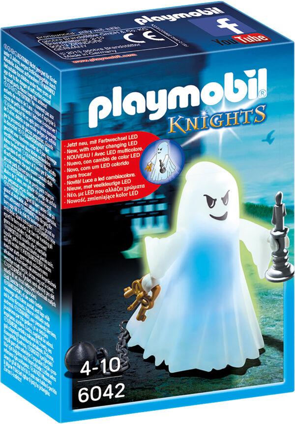 FANTASMA LUMINOSO DEL CASTELLO - Giocattoli Toys Center Playmobil Knights Maschio 3-5 Anni, 5-8 Anni ALTRI
