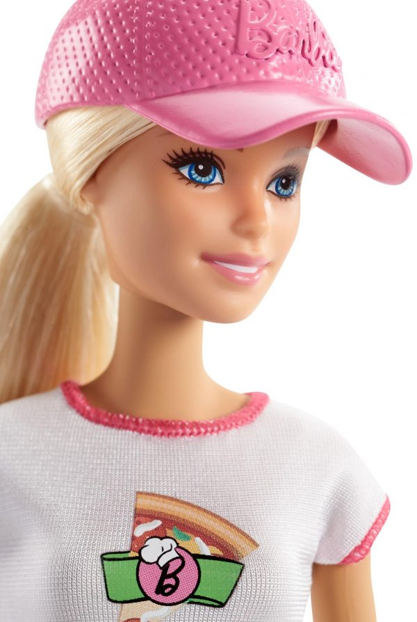 Barbie - La Pizzeria di Barbie - Barbie - Altre bambole e accessori