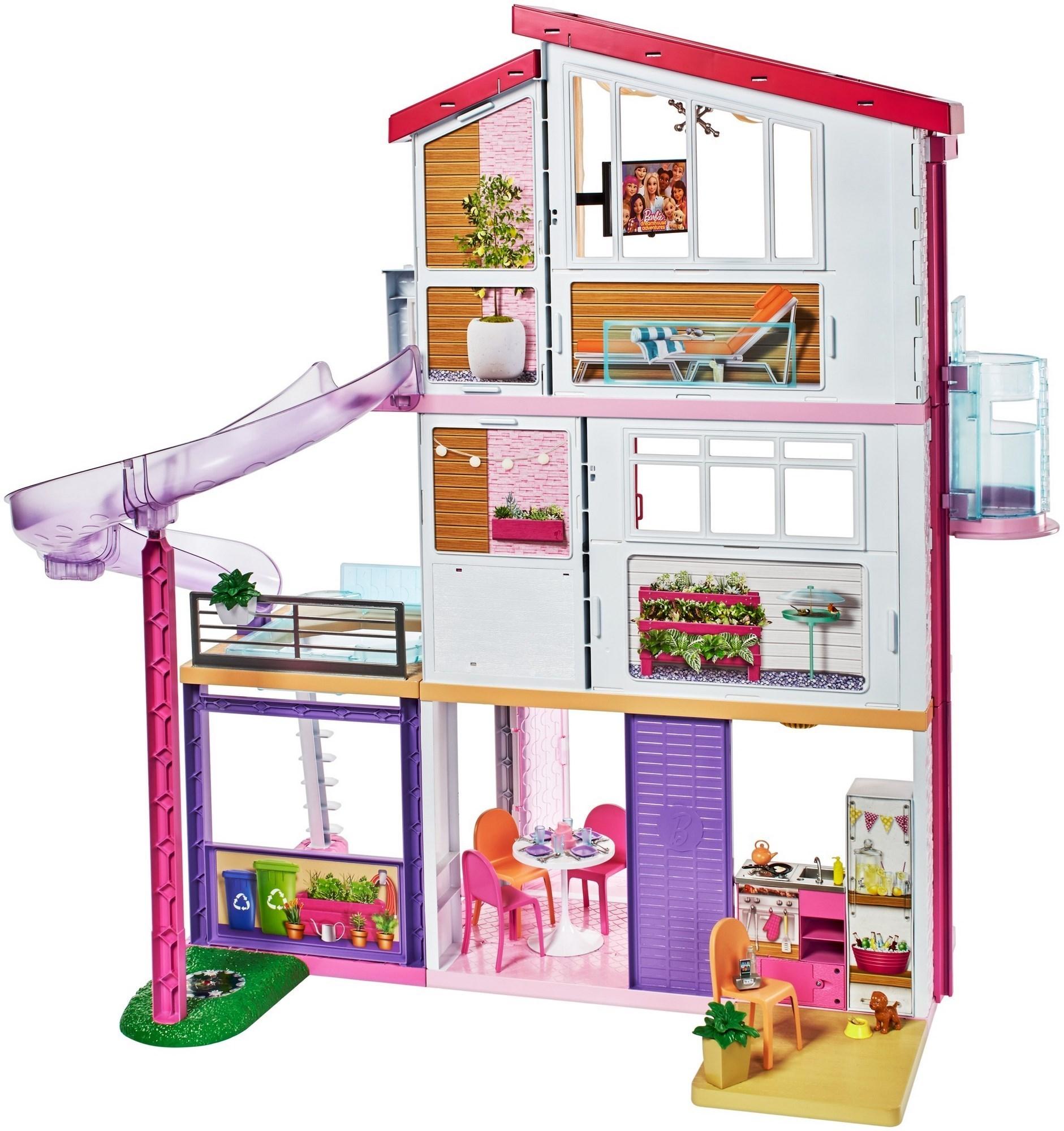 Barbie - Casa dei Sogni - Toys Center