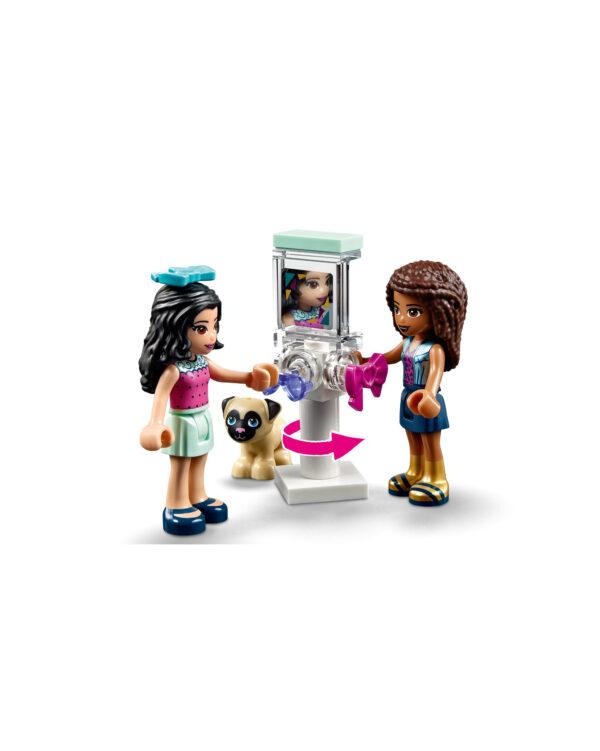 LEGO FRIENDS ALTRI LEGO 41344 - Il negozio di accessori di Andrea Unisex 12+ Anni, 5-8 Anni, 8-12 Anni