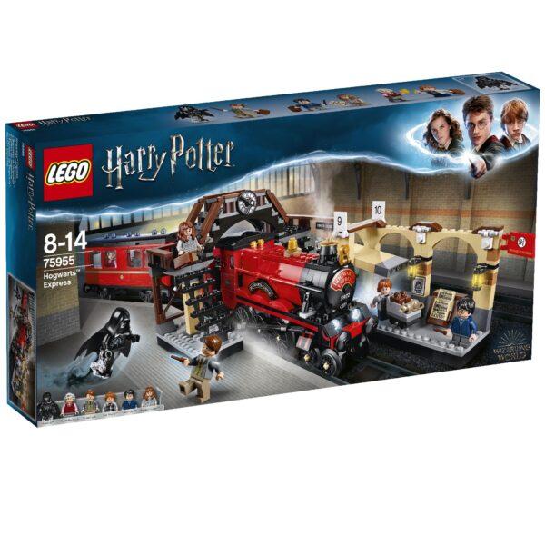 75955 - Harry Potter - Espresso per Hogwarts - Warner Bros. - Toys Center LEGO® Harry Potter™, WARNER BROS. Unisex 12+ Anni, 5-8 Anni, 8-12 Anni HARRY POTTER