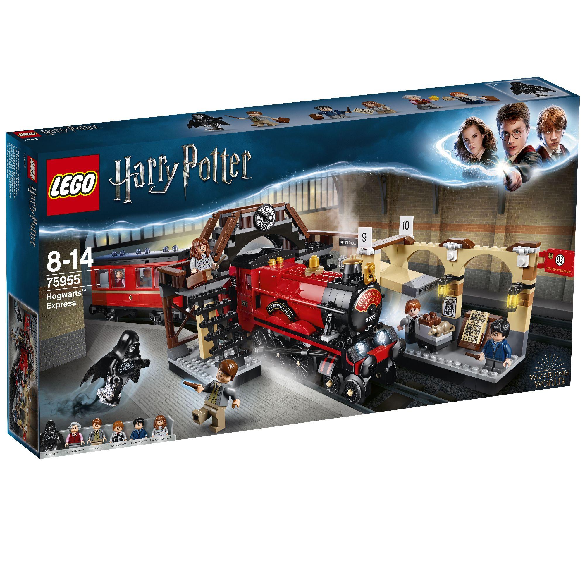 75955 - harry potter - espresso per hogwarts - warner bros. - toys center - lego-harry-potter, LEGO® Harry Potter™, WARNER BROS.