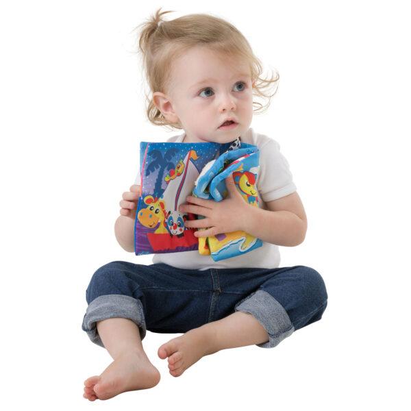 Libro attività - un giorno in spiaggia - ALTRO - Giochi per l'infanzia