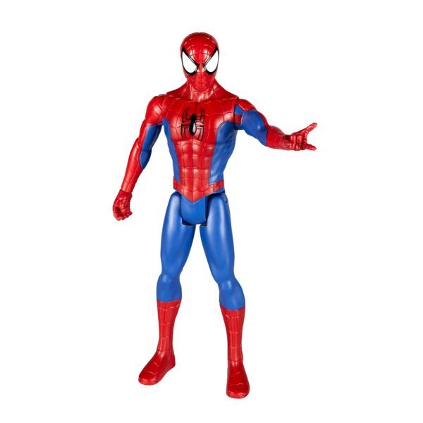 Spider-Man Titan Hero - Marvel - Toys Center Spiderman Maschio 12+ Anni, 8-12 Anni Marvel