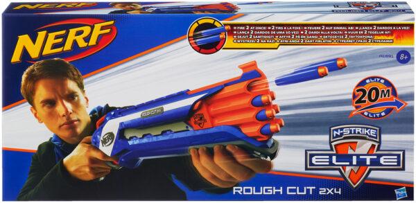 ROUGH CUT - Nerf - Toys Center - NERF - Accessori abbigliamento di Carnevale