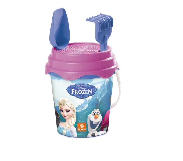 Trolley Set Frozen Disney Frozen Femmina 0-12 Mesi, 12-36 Mesi, 3-4 Anni, 3-5 Anni, 5-7 Anni, 5-8 Anni Disney