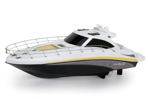 BARCA RADIOCOMANDATA 46CM - Motor&co - Toys Center - MOTOR&CO - Barche e aerei classici